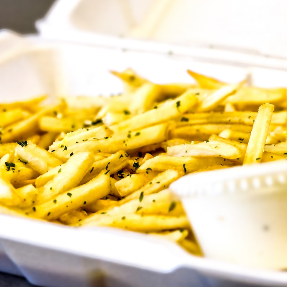 fried fries