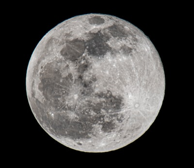 full moon digital wallpaper outer-space zoom background