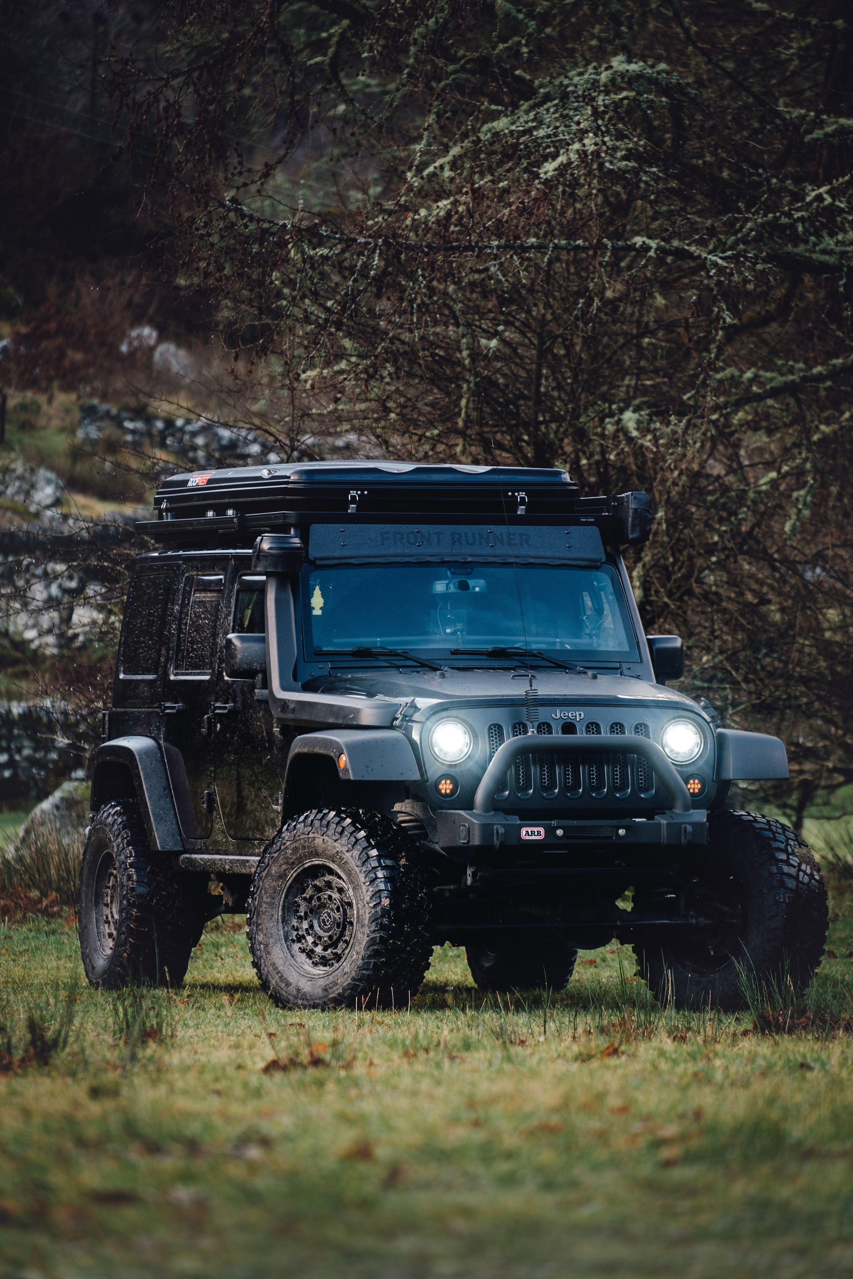 Black Jeep Wrangler Suv Photo Free Transportation Image On Unsplash