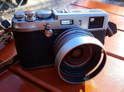 Camera Retro X100S