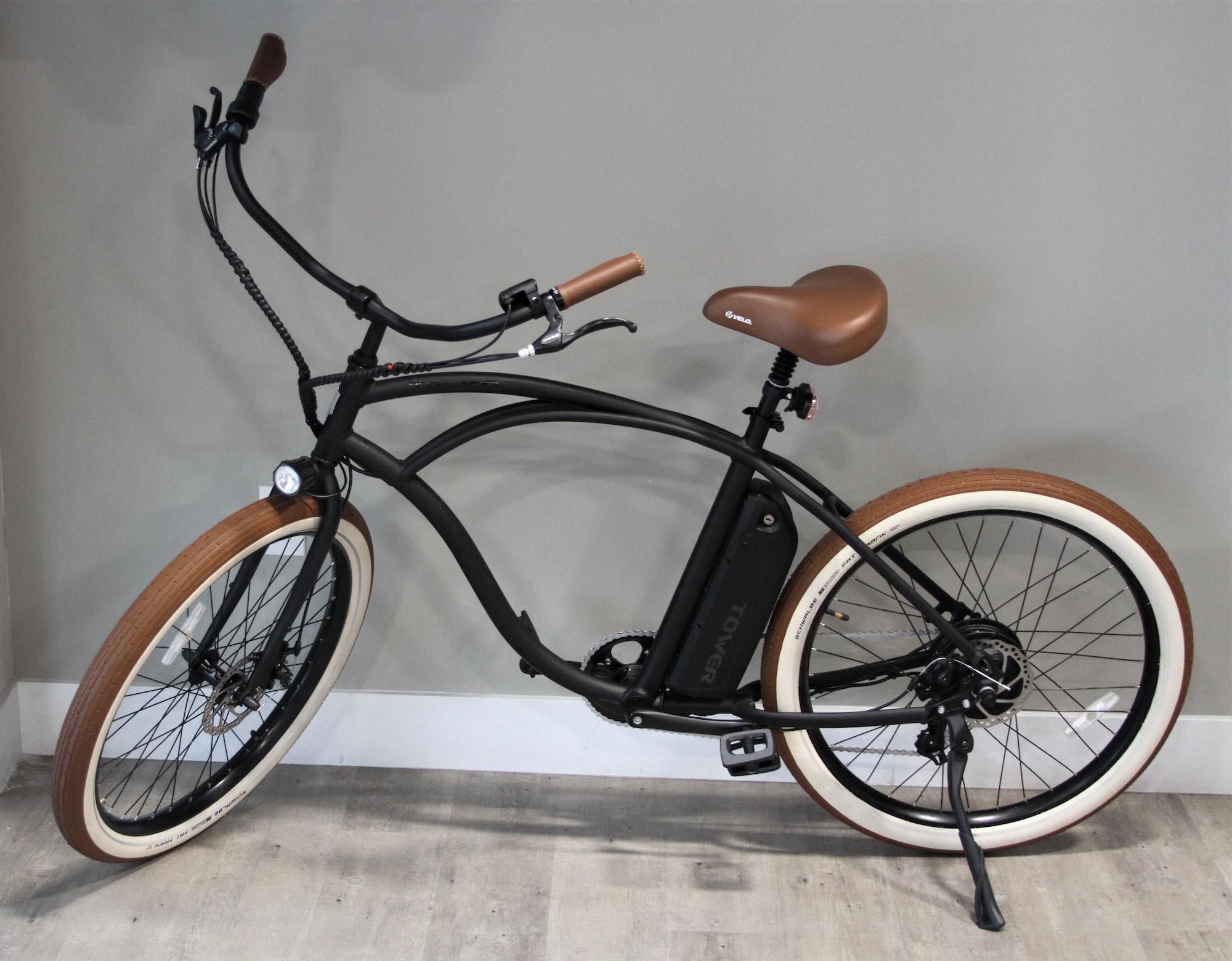 Tower electric bike.