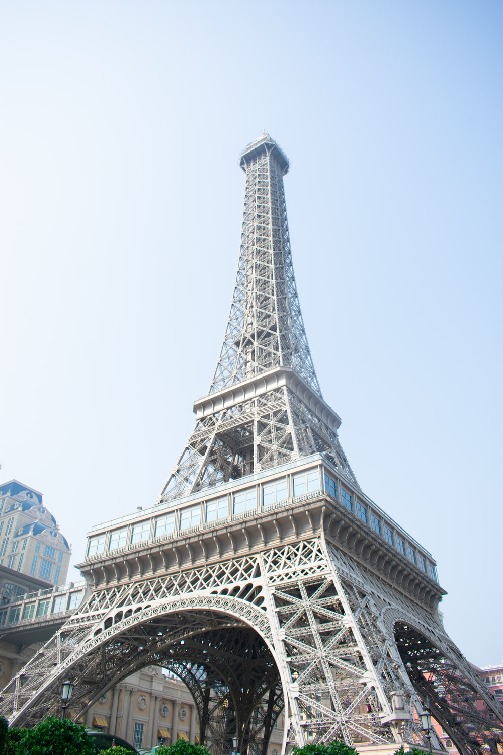 low-angle photography of Eiffel Tower in Paris France during daytime