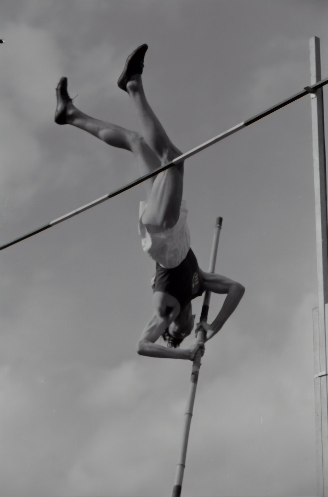 Pole Vault. Athletics championships 1940
