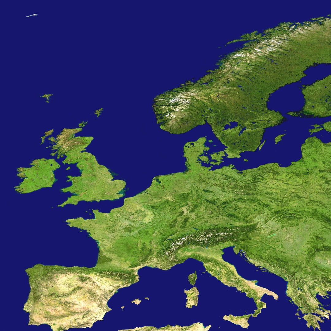 Europe is a modestly sized continent, only Australia is smaller, but its long, irregular coastline is riddled with bays, inlets, islands, and peninsulas, both great and small.