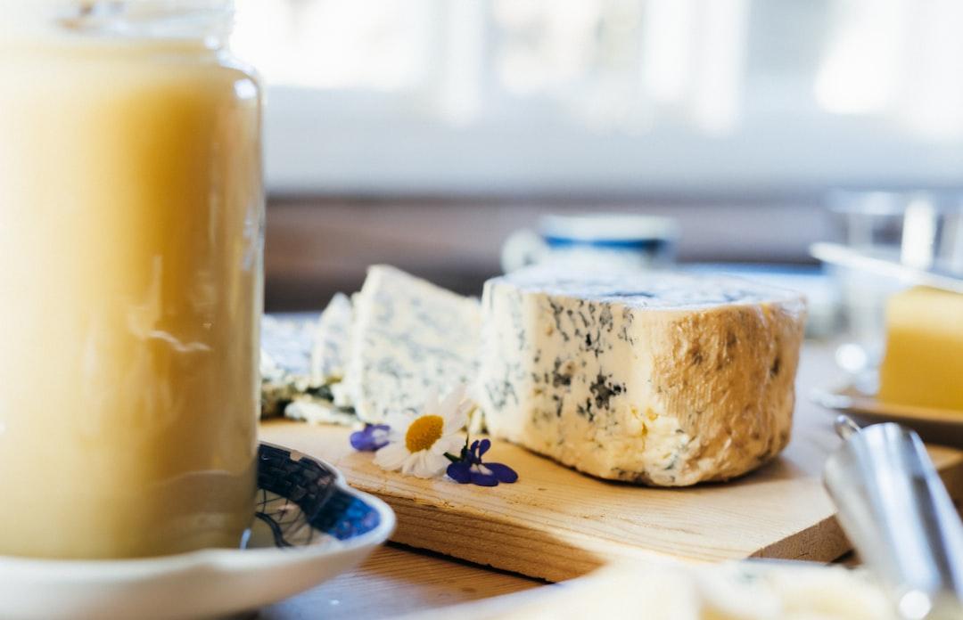 Bleu cheese, honey, and hygge.