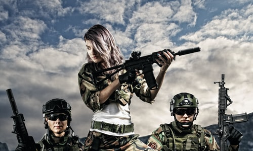 rifles barret facts