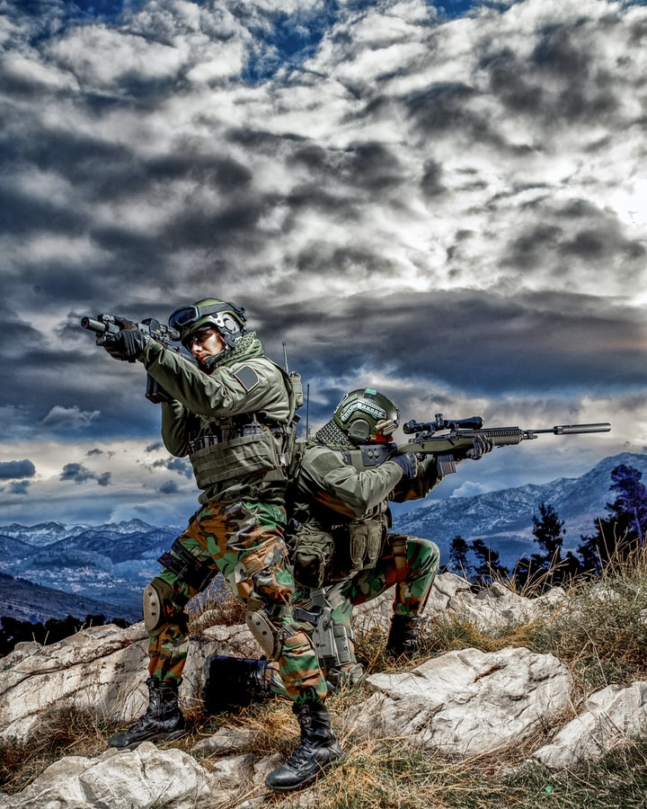 What I Learnt From a Special Forces Operative