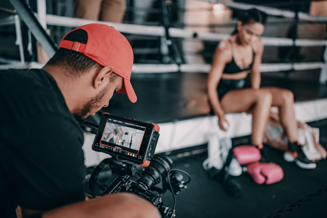 Boxing Commercial Making of - All pictures edited with my presets that you can find on my website in BIO