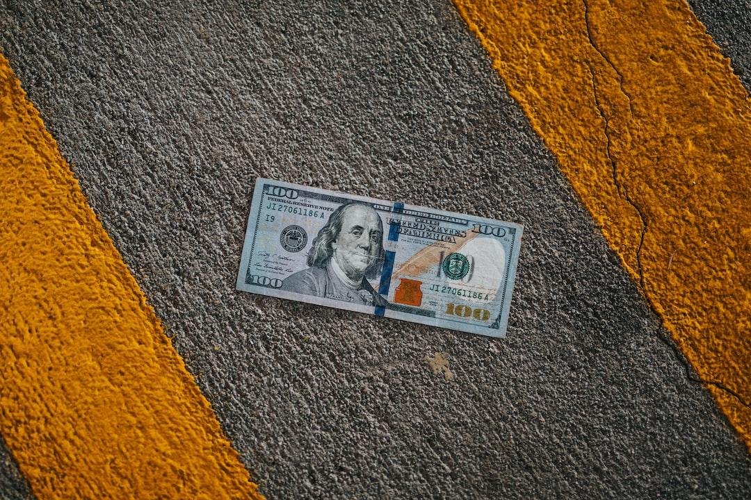 100 Us Dollar Banknote - unsplash
