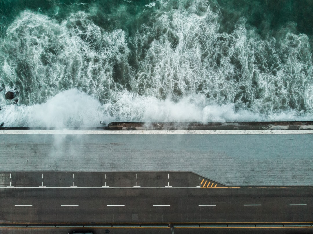 Storm Seen From Drone Point of View - unsplash
