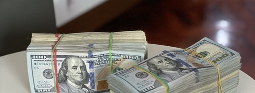 Nigeria: Take a look at what $43m looks like in cash