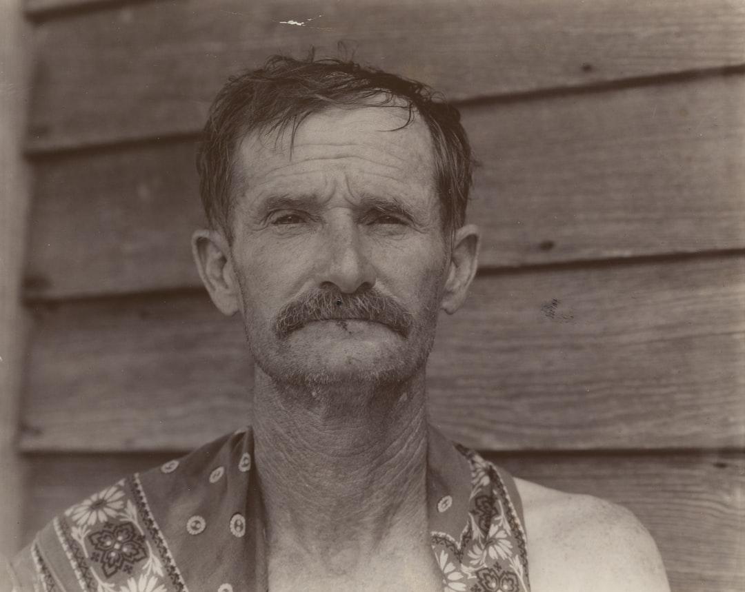 Bud Fields, cotton sharecropper. Hale County, Alabama. 1935