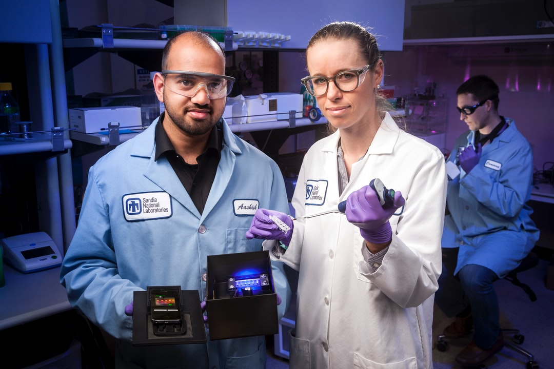 Sandia National Laboratories Offers A View Into the Zika Box Prototype. - unsplash