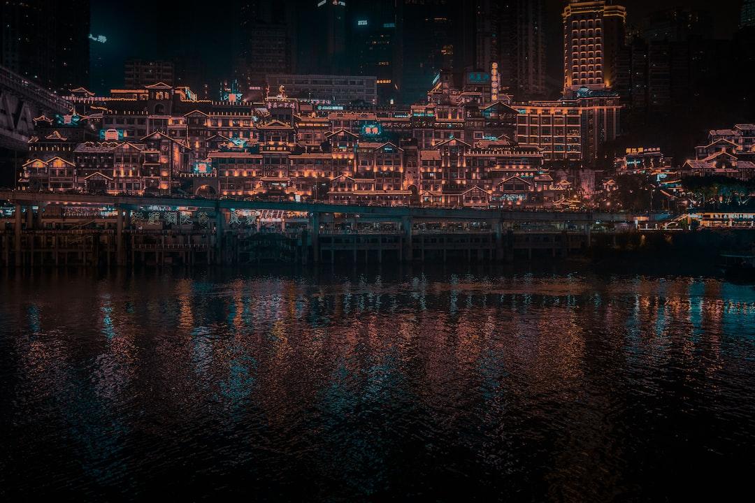 Cityscape During Nightime - unsplash