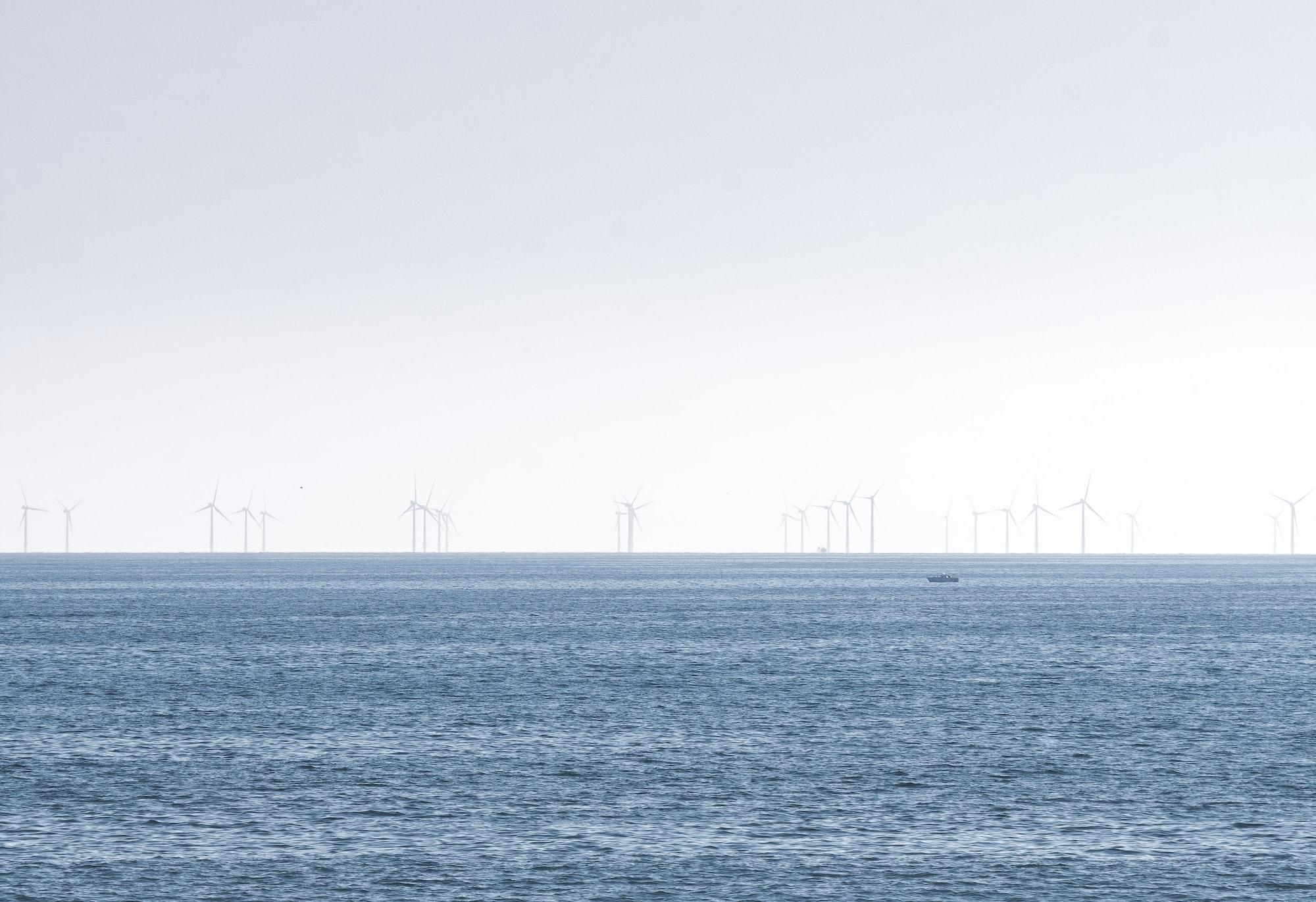 Rekordhög produktion av el från vindkraft i Sverige