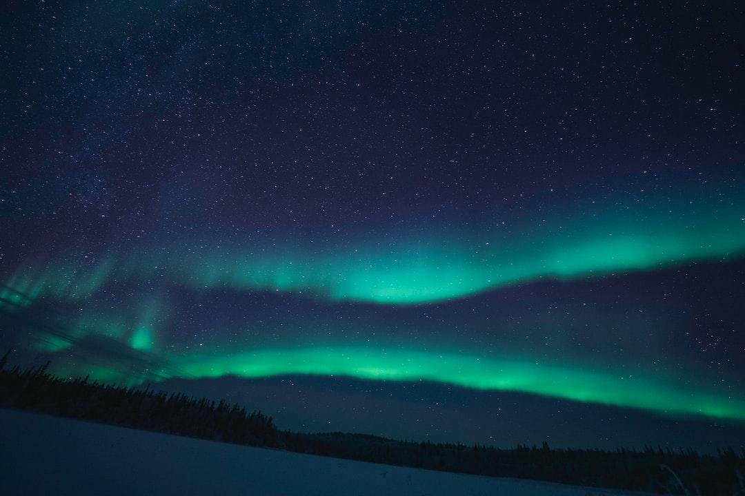 Dance With Aurora - unsplash
