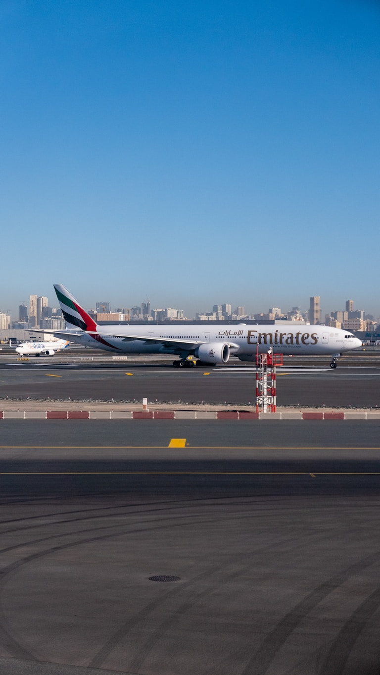Emirates Suspends Flights To Nigeria Until Further Notice
