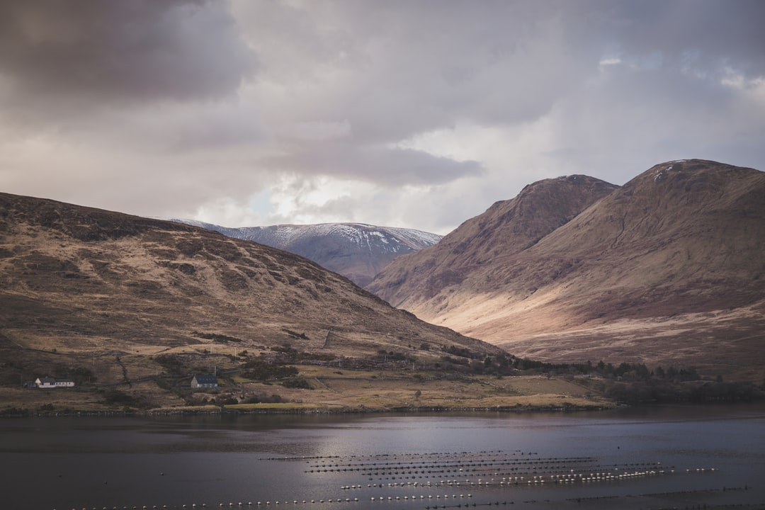 Killary Harbour (an Caoláire Rua) Is One of Three Examples of Glacial Fjords Found In Ireland. It Forms A Natural Border Between the Counties of Galway and Mayo. - unsplash