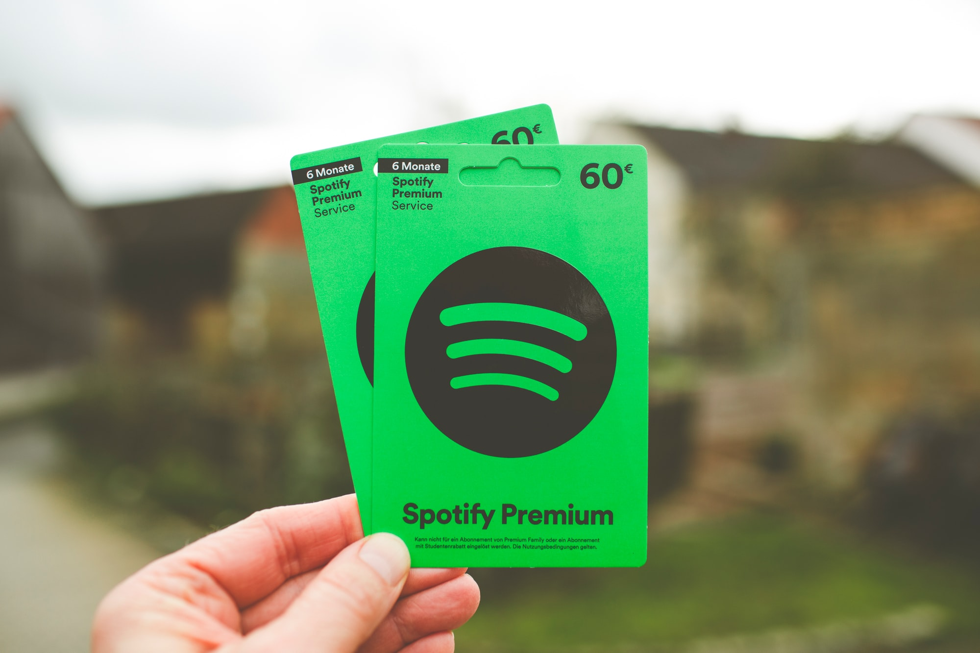 Spotify goes wild