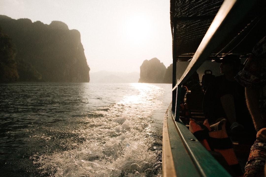 Boat Ride - unsplash