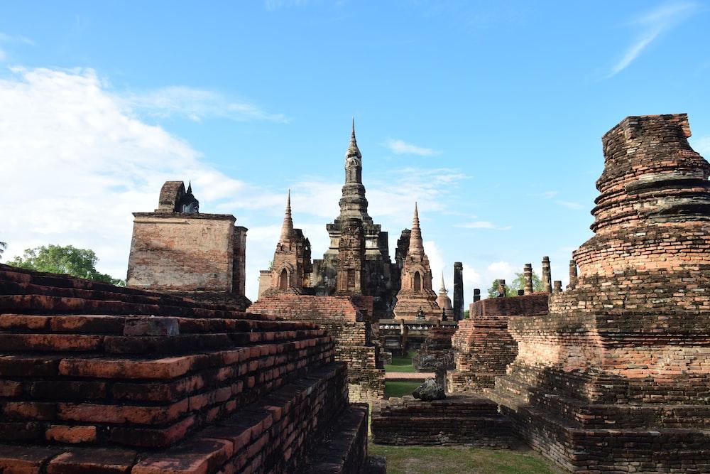 Tempat wisata di Thailand: Sukhothai