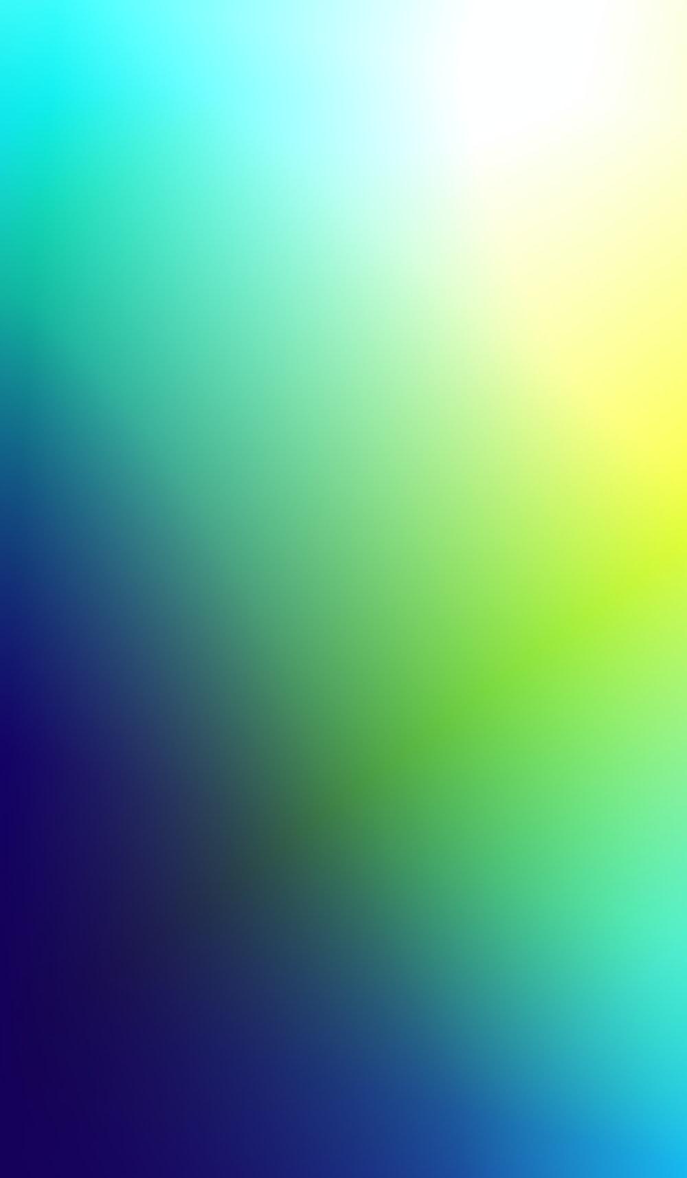green and yellow light digital wallpaper