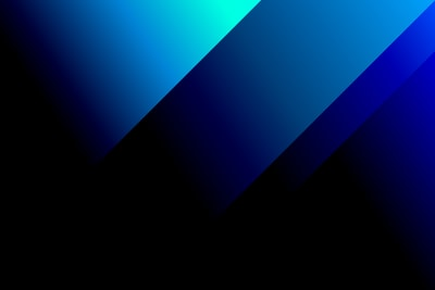 blue and black digital wallpaper gradient zoom background