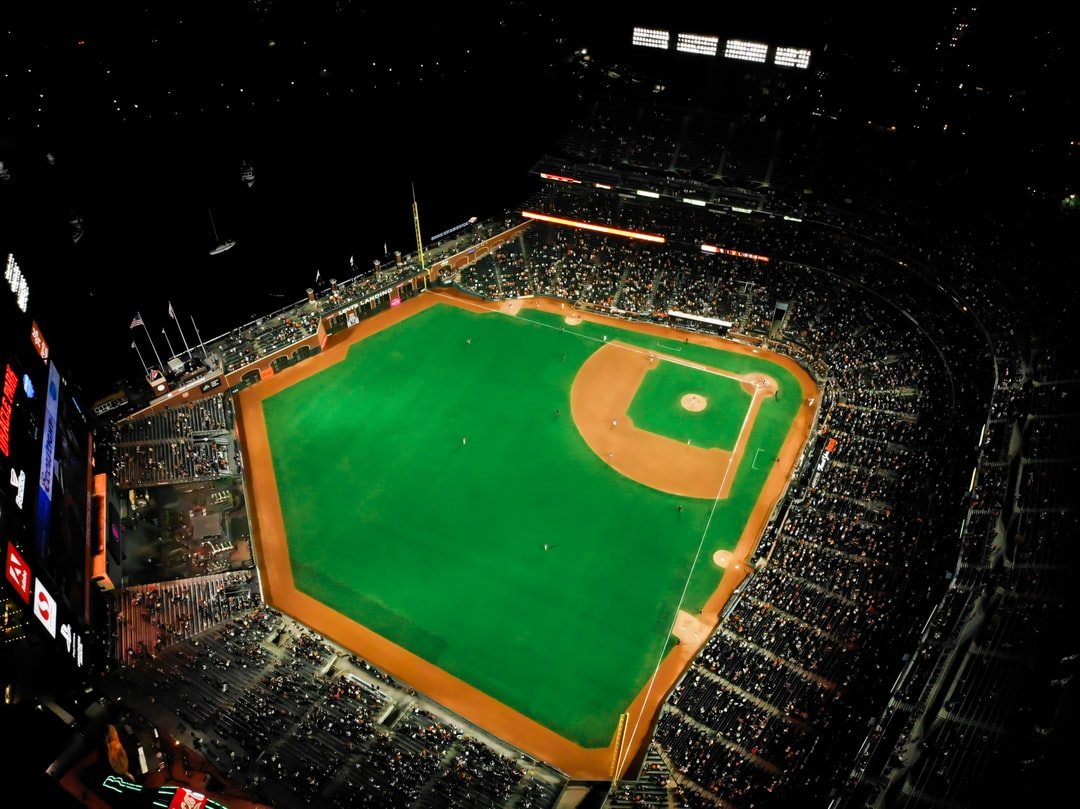 Oracle Park By Drone Landscape - unsplash