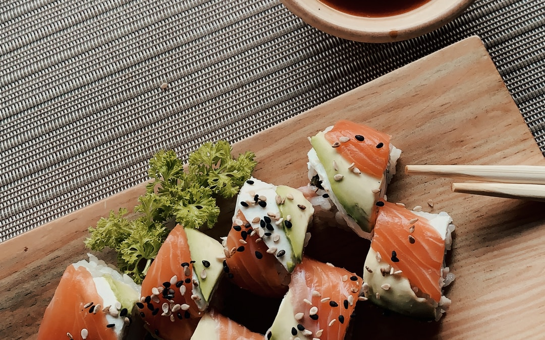 Sushi—Why is it so irresistible?