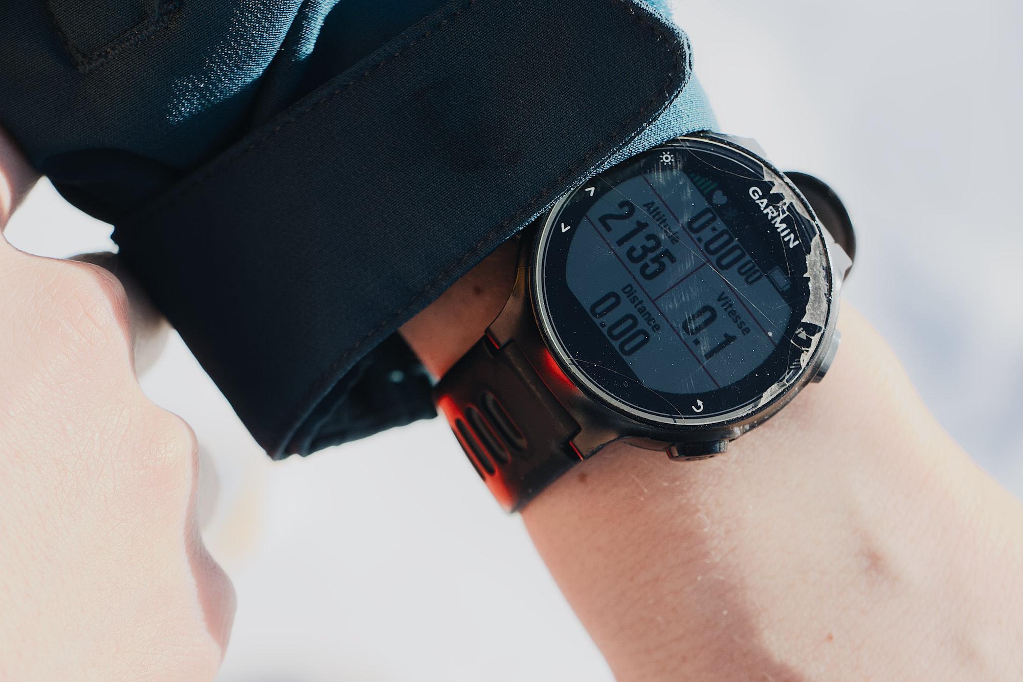 Smart Watch สุขภาพที่เราคาดเดาได้