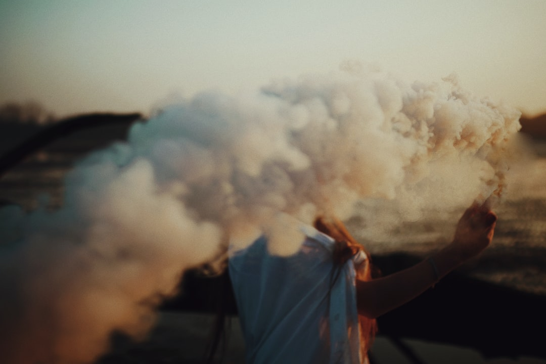 Smoke Bomb - unsplash
