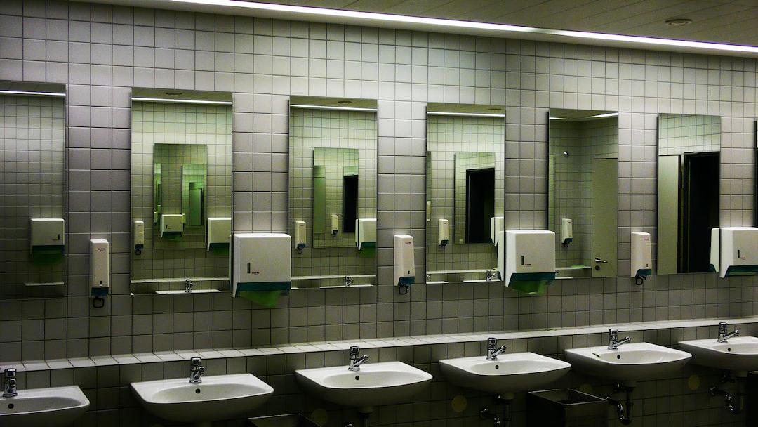 Restrooms At the Nürnberg Fairground - unsplash