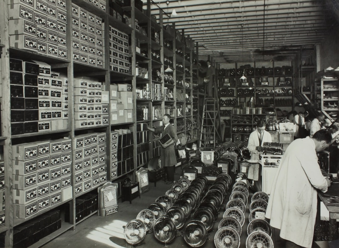 Hecla Electrics Pty Ltd, Workers Assembling Electrical Products, circa 1930