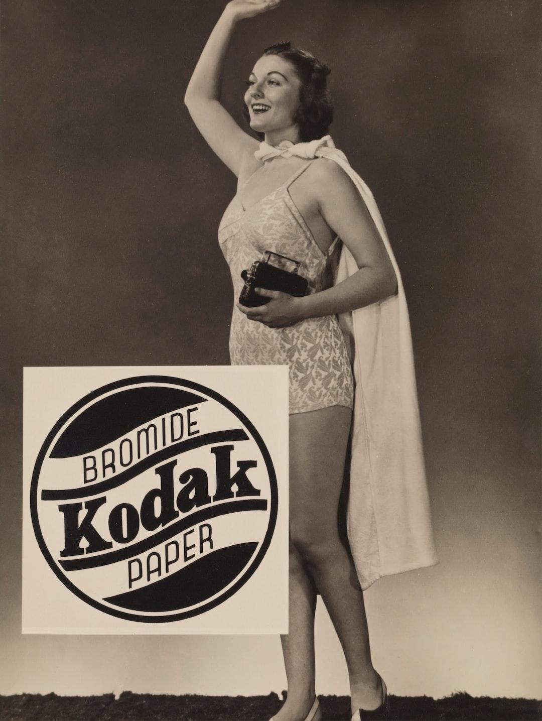 'Kodak Bromide Paper'