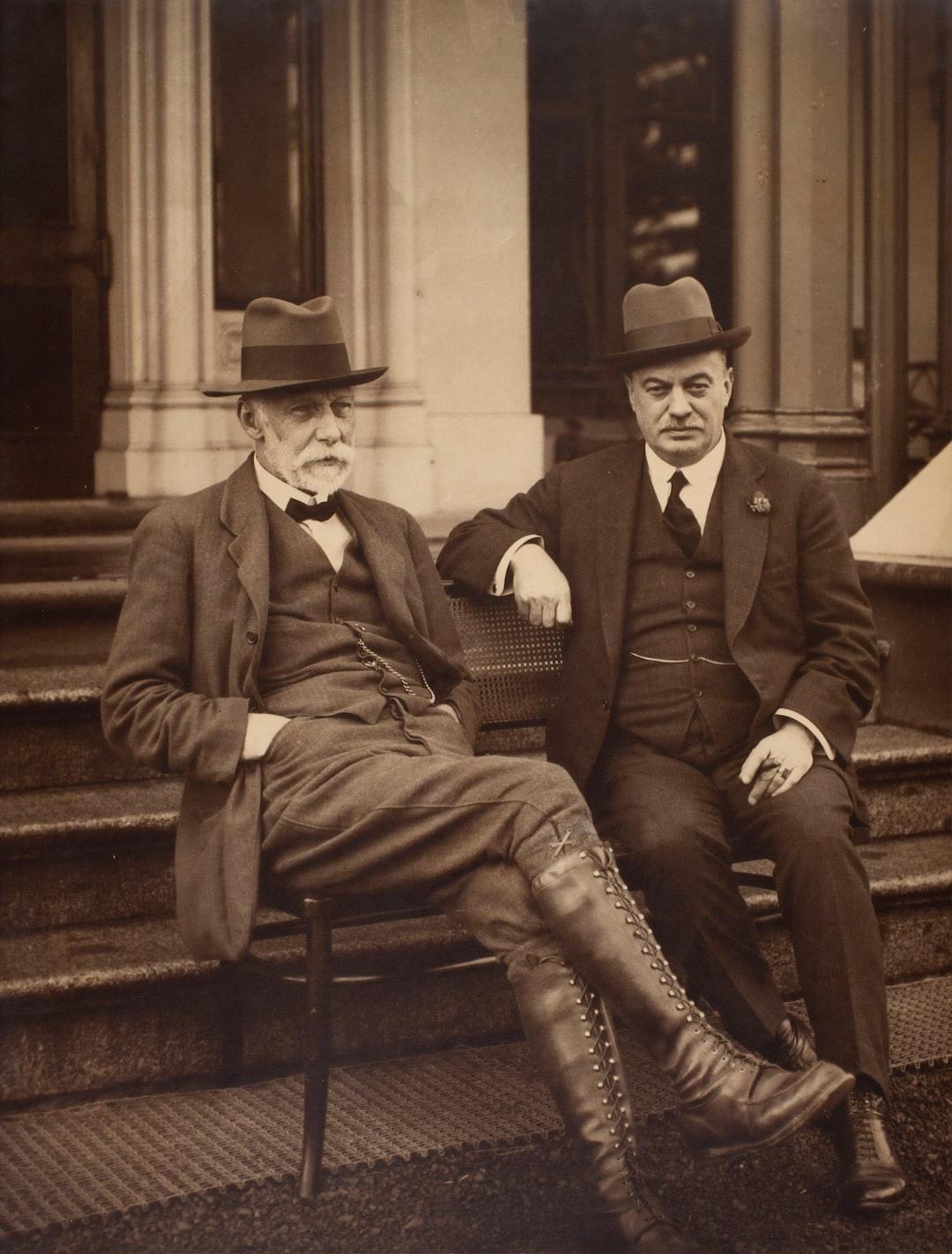 Thomas Baker and JJ Rouse, Kodak Australasia Pty Ltd, Abbotsford