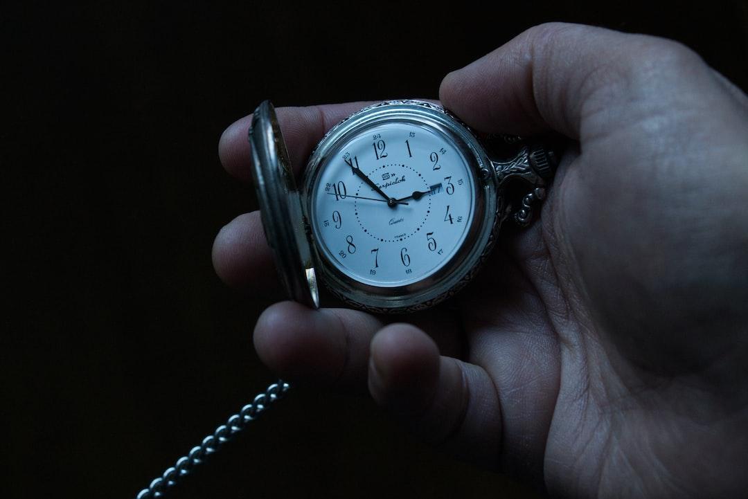 Pour quelle heure?