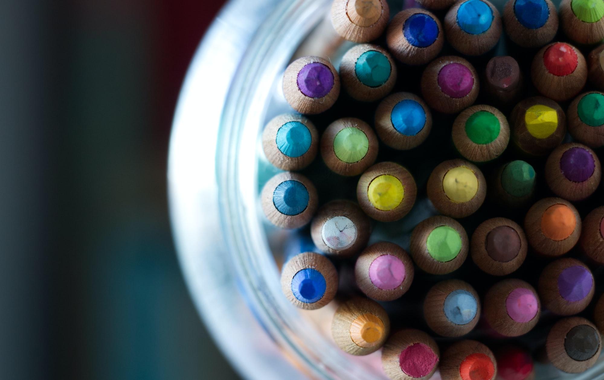 Colour Cluster!!!