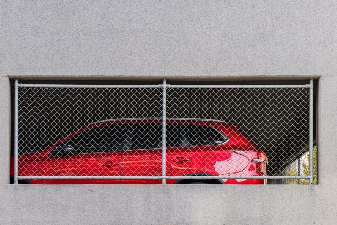 Red Car - unsplash