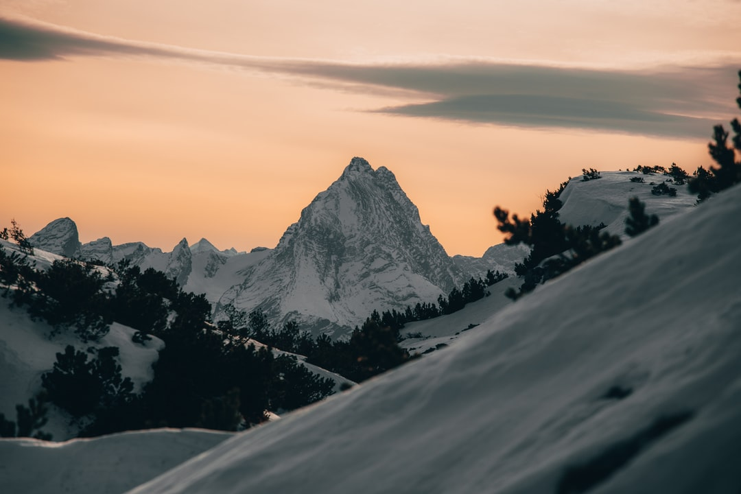 Sunset From Untersberg - unsplash
