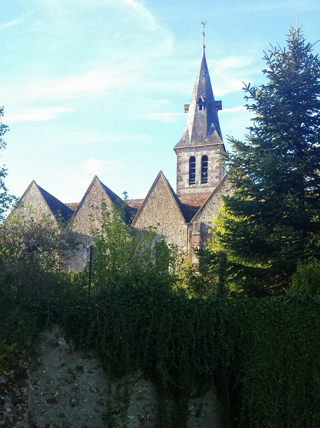 Church in Normandy
