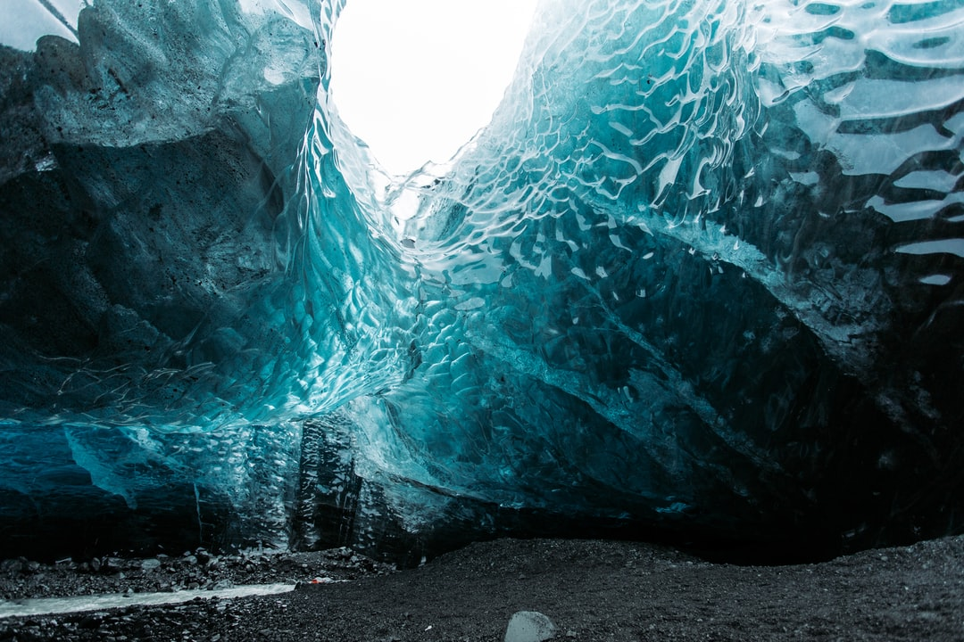 Blue Ice Cave - unsplash