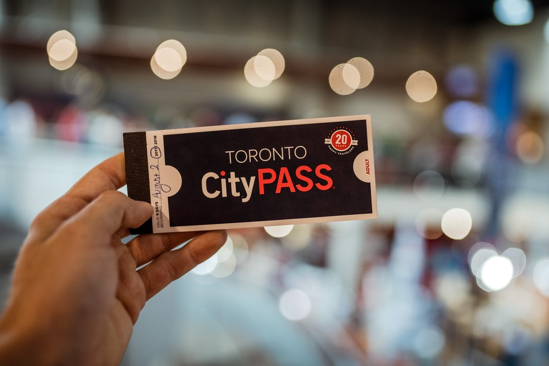 Toronto City Pass - unsplash