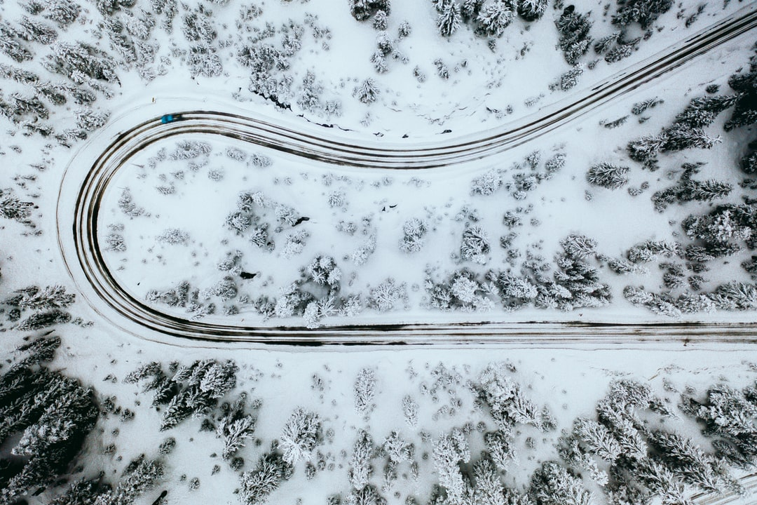 Mountain Road - unsplash