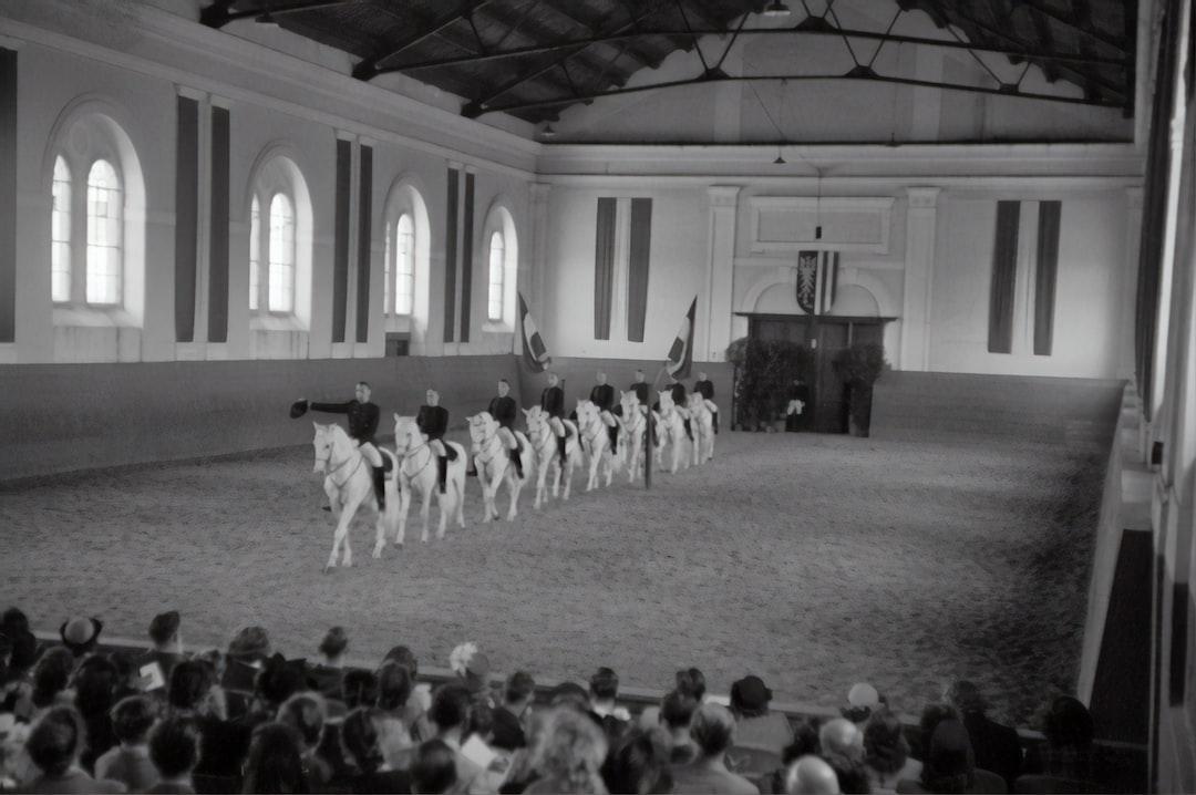 Spanish Riding School 1948