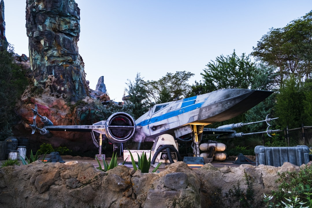X-Wing from a recent trip to Walt Disney World.