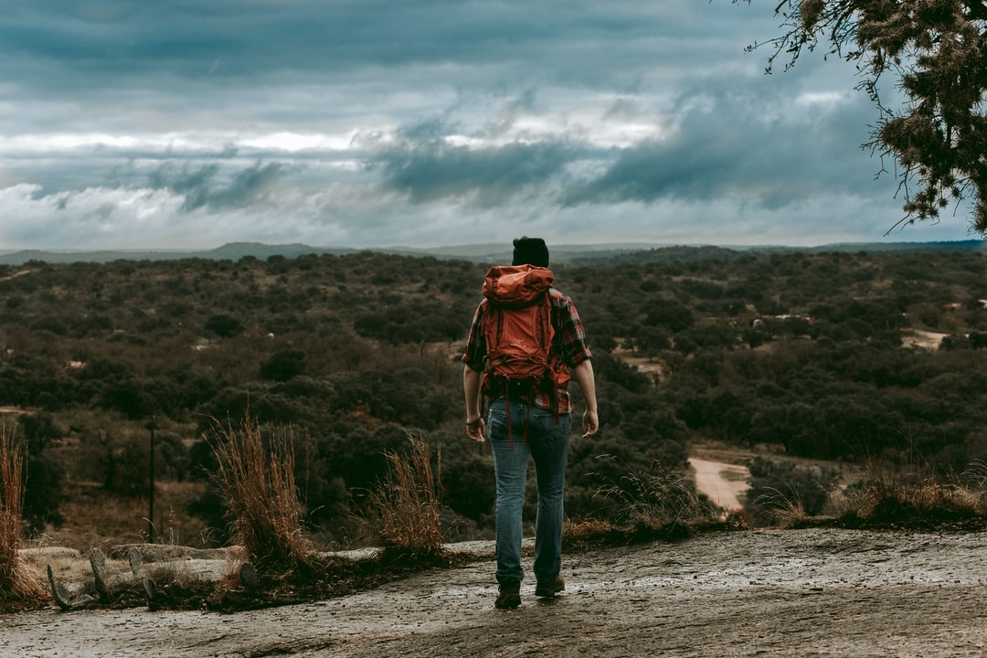 Hiking Enchanted Rock Near Fredericksburg, Tx - unsplash