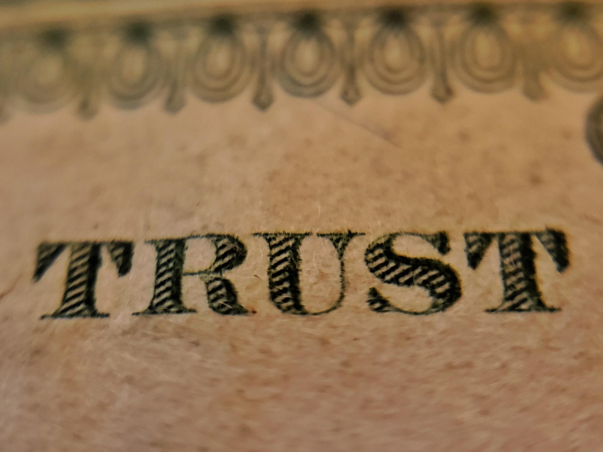 Building Trust Model