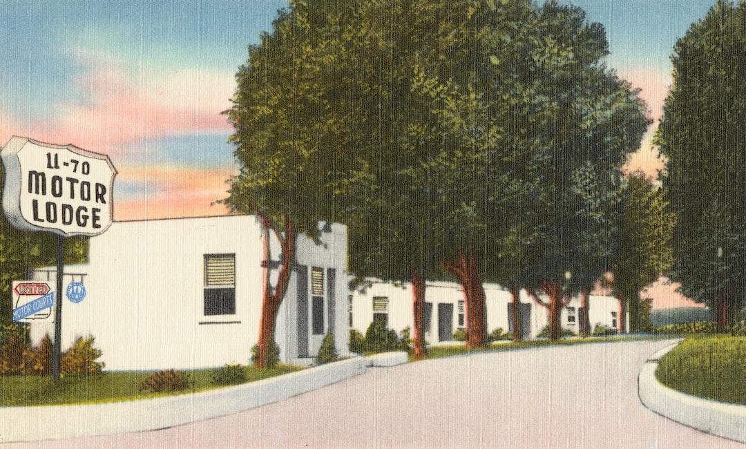 11-70 Motor Lodge, 8 Miles South of Knoxville, Tenn., On U.s. 11 - 70 - unsplash