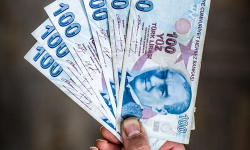 banknotes printed facts