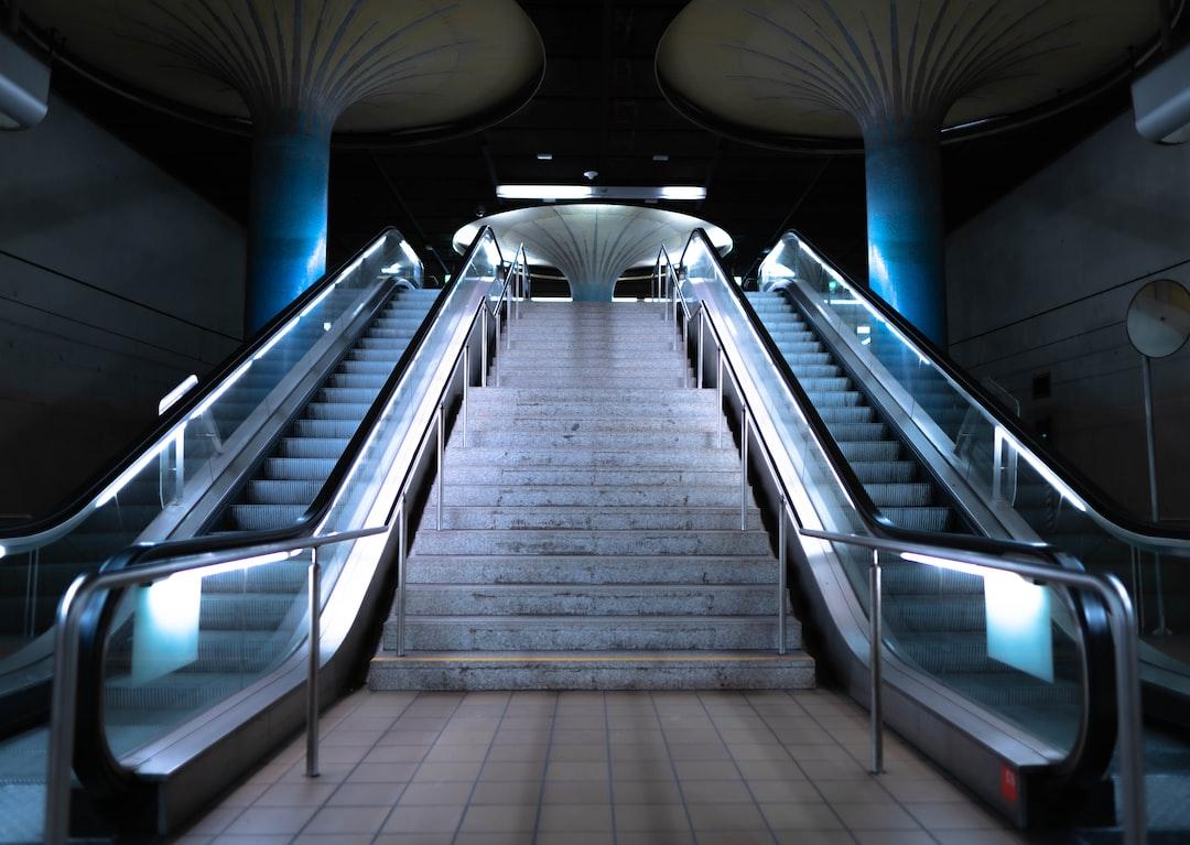 "Subway ""Alte Oper"" in Frankfurt, Germany"
